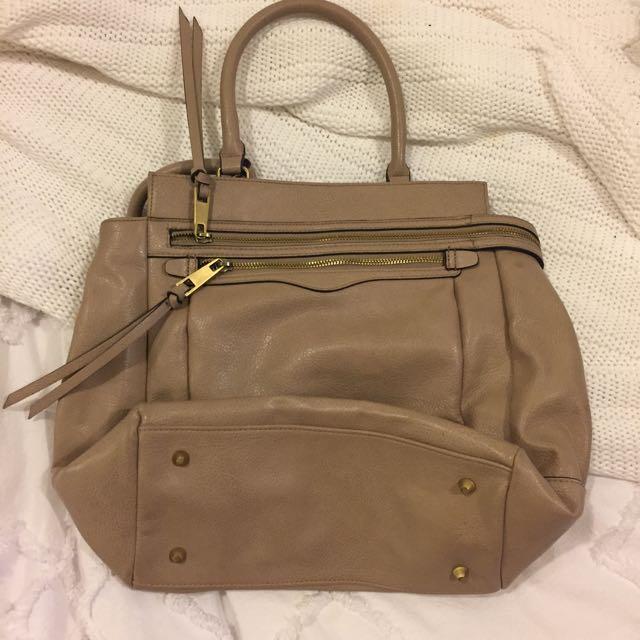 Tony Bianco Nude Bag