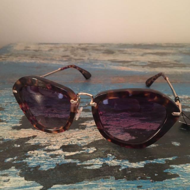 Tony Bianco Sunglasses New With Tags