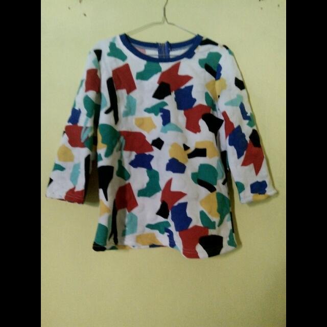 Top Bahan Tebal Like Sweater