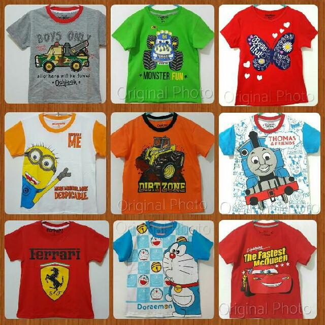 T-Shirt Anak
