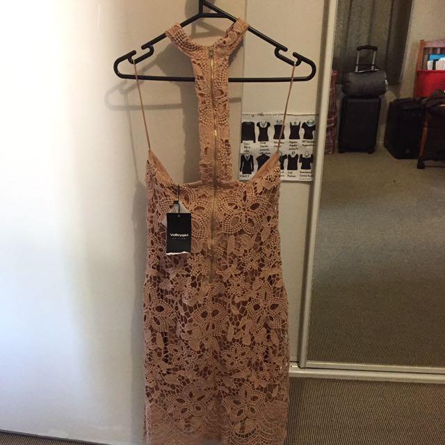 Valley girl Chocker Dress