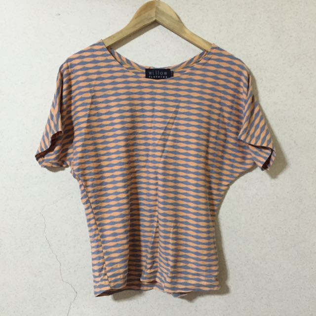 Willow Striped Top