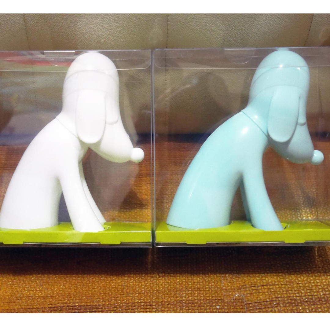 Yoshitomo Nara 奈良美智 2017 x 青森縣美術館限定 あおもり犬 貯金箱 Set