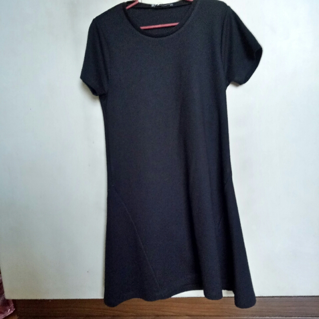 Zara T-shirt Dress