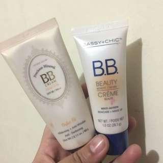 Bb cream & Foundation