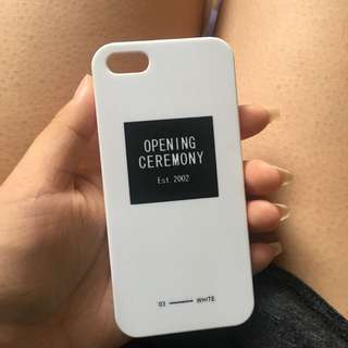 Faux Opening Ceremony iPhone 5/5S Case