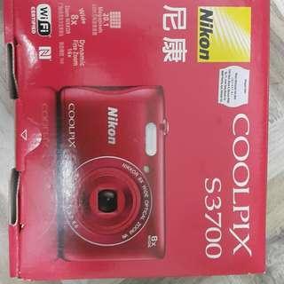 Nikon Coolpix S3700 Under Warranty