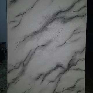 marble panels props