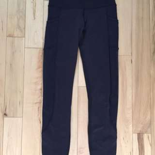 Lululemon Cool To Street High Times - Size 4