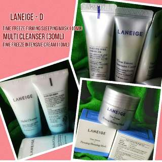 LANEIGE Bundle D