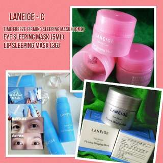 LANEIGE BUNDLE C