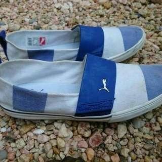 Sepatu Puma Slip On Original
