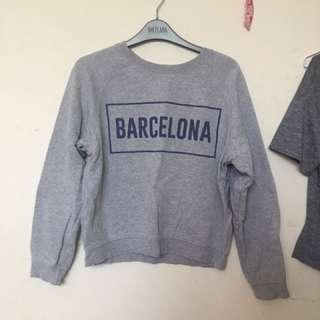 F21 Barcelona Sweater