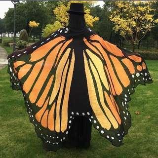 Summer Shawls (Butterfly Series)
