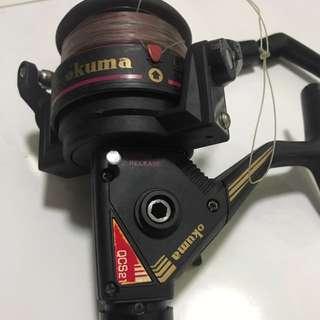 OKUMA QCS21 Spool