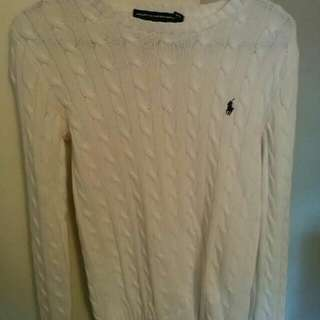 Women's Ralph Lauren Polo Sweater