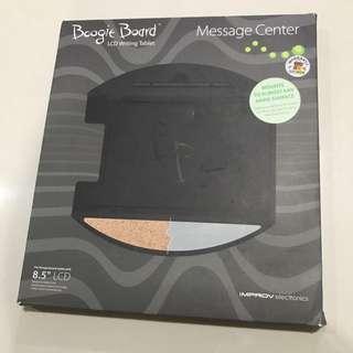 Boogie Board Message Center