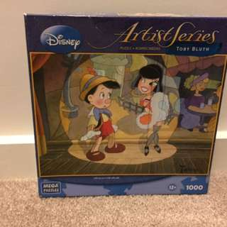 Disney Jig Saw Puzzle