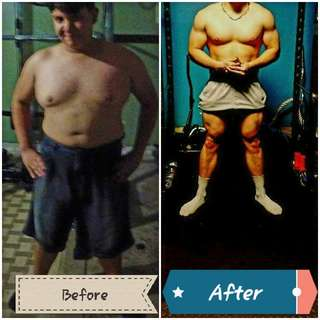 Free Diet Plan and personal training