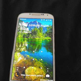 Samsung Galaxy S4 Local Version With Ntc