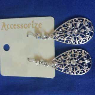 ACCESSORIZE Earrings And Hairpins