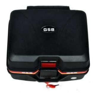 GSB waterproof Plastic motorcycle storage box