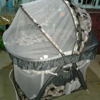 Baby Crib (0-2 Years Old) (REPRICED!!)
