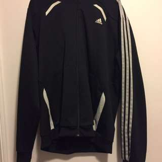 Adidas Reflective Running Zip-up