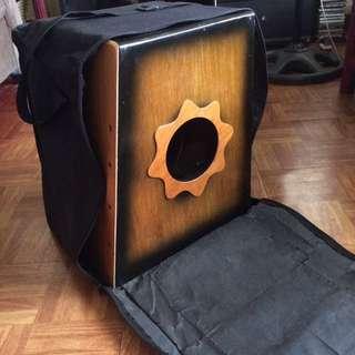 Beatbox with case