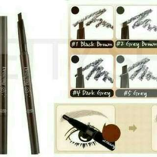 ETUDE EYEBROW DRAWING / ETUDE DRAWING EYEBROW ONLY SHADE DARK BROWN