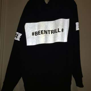 Beenthrill Reflective Sweater
