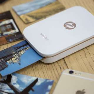 HP Sprocket Pocket Printer