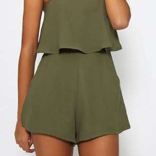 Peppermayo Playsuit