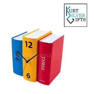 Book Shelf Clock