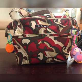 Jujube Be Spicy Diaper Bag