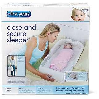 First Years Baby co sleepre