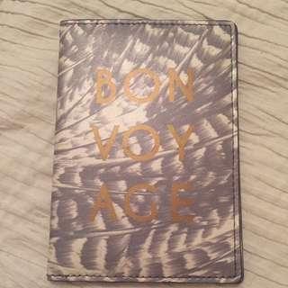 Indigo Passport Wallet