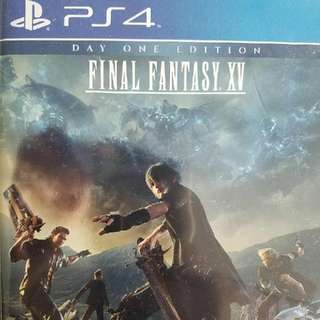 Final Fantasy XV (Day One Edition) PS4