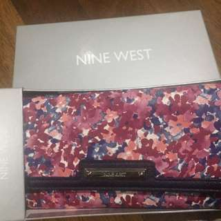 BNWT NINEWEST WALLET