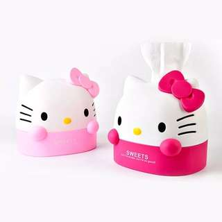 Hello Kitty Roller tissue holder