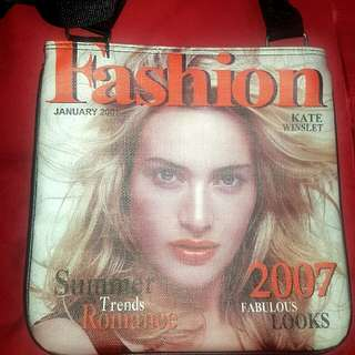 Imported Vintage Slingbag!