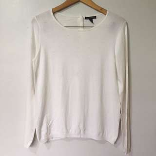 Mango Cream Sweater