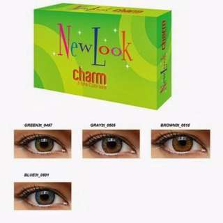 Softlens Newlook Charm