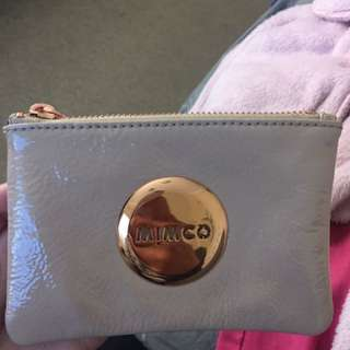 Mimco Pouch Beige