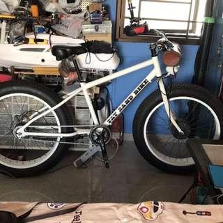 Fat Sand Bike