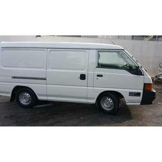 Catering Van Rental L300