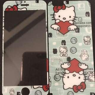 Skin Protector Anti Gores Hello Kitty Iphone 6