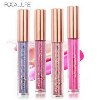 Focallure Metallic Liquid Lipstick LUXE EDITION