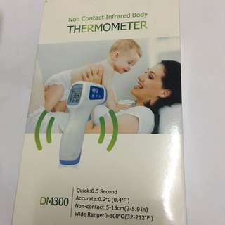 DM300 Non Contact Infrared Body Thermometer