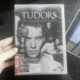 Tutors DVD Season 1